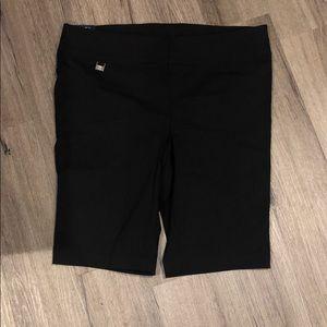 Rafaella Bermuda shorts black comfort 16